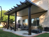 Alumawood Insulated Roofed Patio Cover - Patiocovered.com