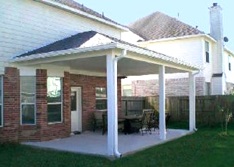Custom Patio Cover Builder Servicing Katy Tx