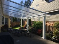 Clear Acrylic Panes  Patio Cover People, LLC serving ...