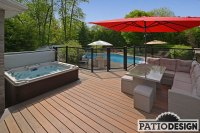 Patio Design - Construction & Design de patios pour un SPA