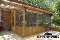 Patio Design - Construction & Design de vrandas, solarium ...