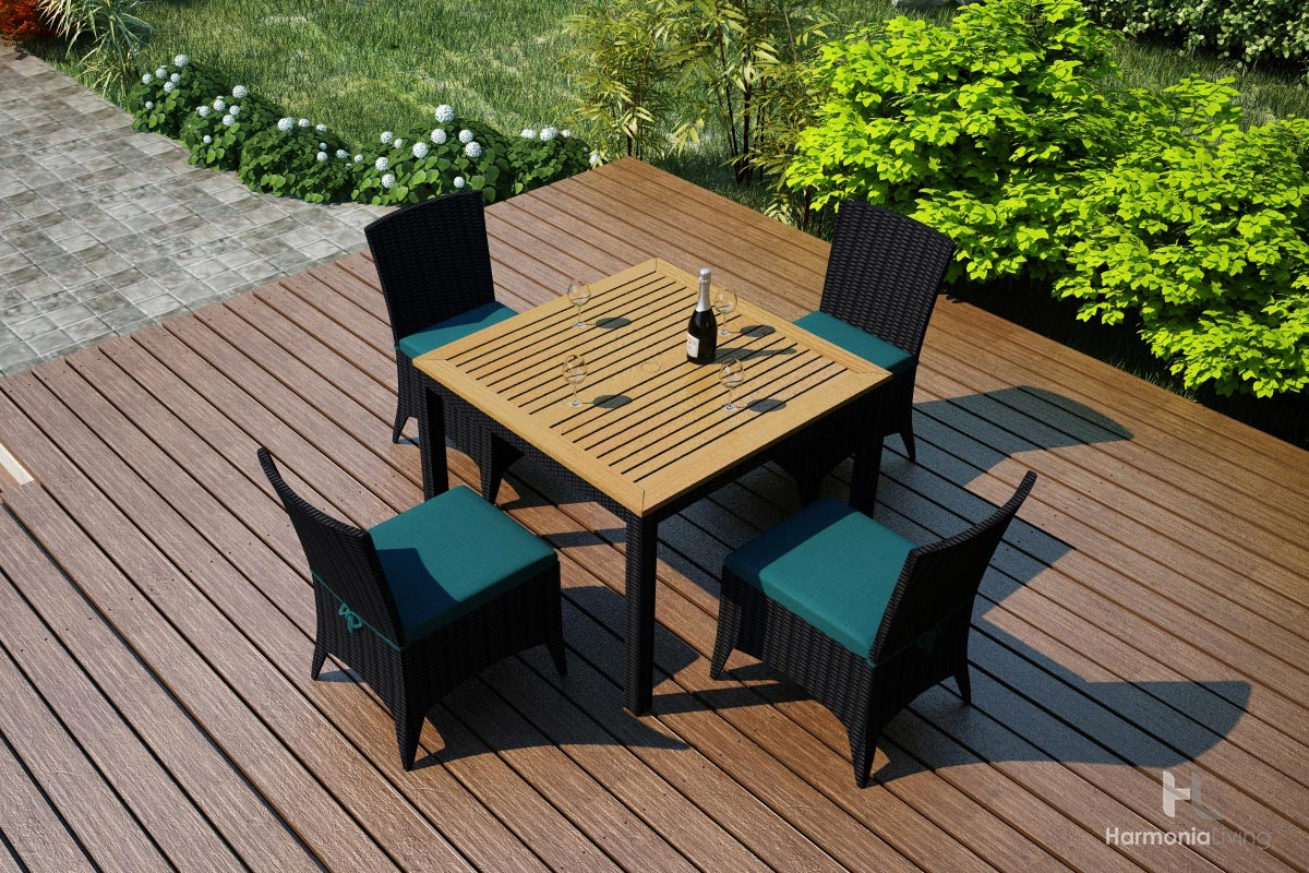 Outdoor Patio Furniture Dining Table Affordable Outdoor Furniture 10 Best Dining Sets Under 1 500