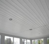 Installing Vinyl Soffit Carport Ceiling | Integralbook.com