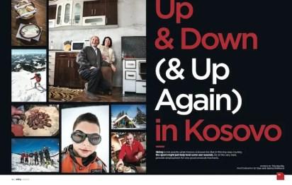 Skiing Magazine : International Editorial Assignments