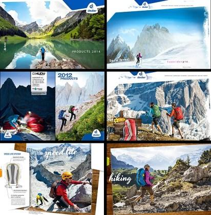 Deuter Packs : Commercial Photoshoots & Brand Partner