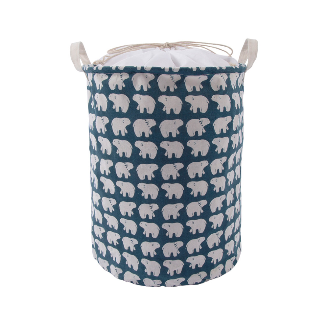 Luxury Laundry Hamper Toys