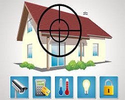 Security Devices For Connected Homes Market