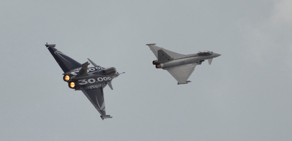 French Rafale Versus USA Corruption | Patrice Ayme's Thoughts