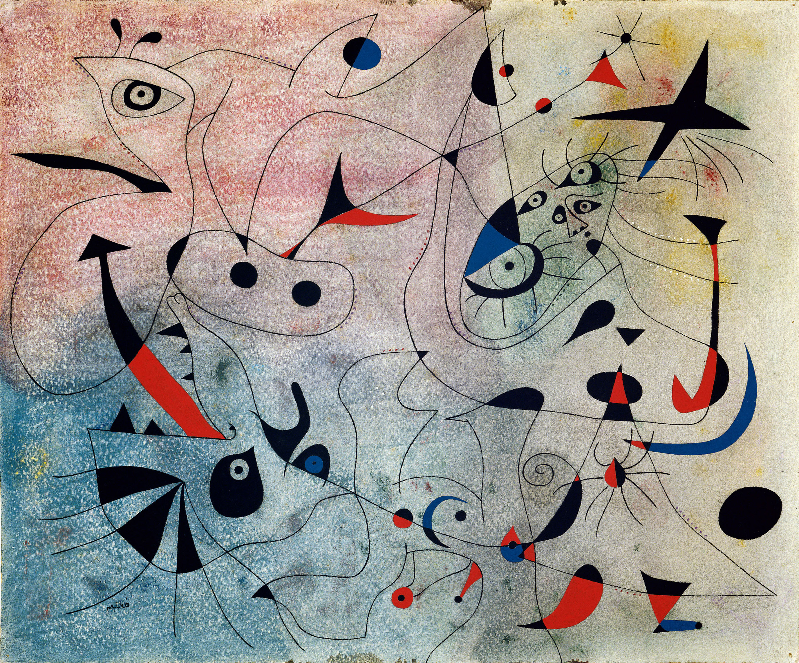 Joan Miro 301 Moved Permanently