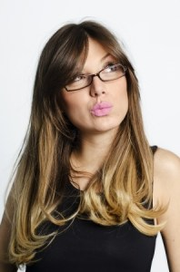 Image credit: <a href='http://www.123rf.com/photo_24584374_portrait-of-doubtful-looking-beautiful-young-brunette.html'>milosljubicic / 123RF Stock Photo</a>