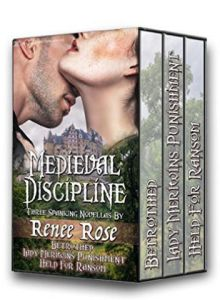 renee rose - Medieval Discipline cover