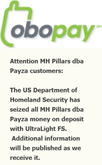 This claim appears today on a website styled obopayusa.com. Precisely when it began to appear is unclear.