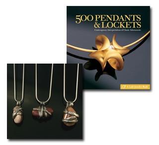 Patrik Kusek in 500 Pendants and Lockets