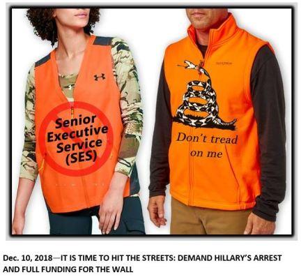 orange vests for Americans