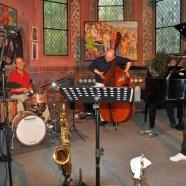 Ernst Bier und die Mack Goldsbury Group – ein musikalischer Genuss
