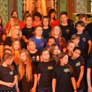 """""""Musik hält jung"""" – Ein Konzert des Kinder- und Jugendchores, von Gos Pop, SedlMood und der Musikklasse 7/1"""