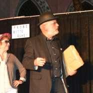 Kabarett in der Patronatskirche – MärKWürdig
