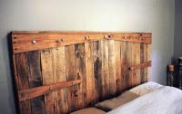 33 Dreamy Reclaimed Wood Headboards