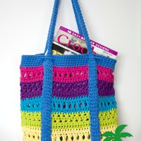R X St Market Bag by Pattern-Paradise.com 2768
