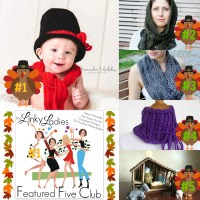 The Linky Ladies Community Link Party #27
