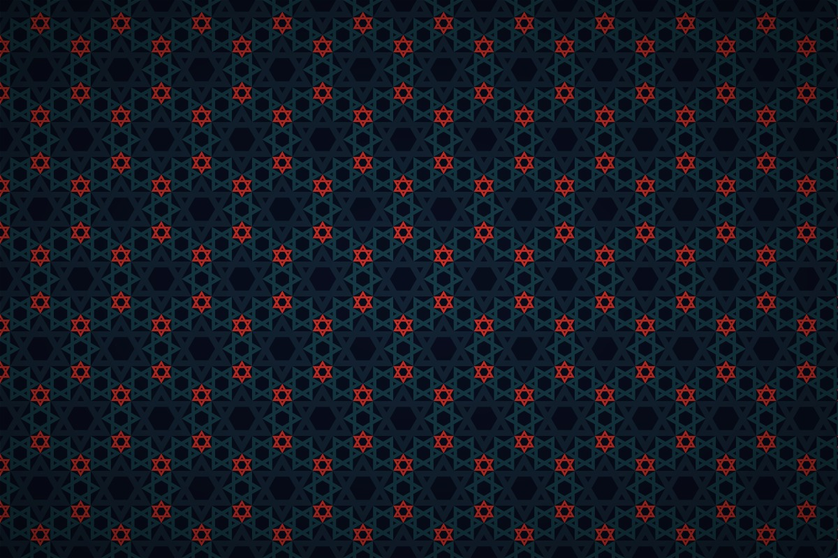 Elegant 3d Desktop Wallpaper Free Jewish Star Wallpaper Patterns