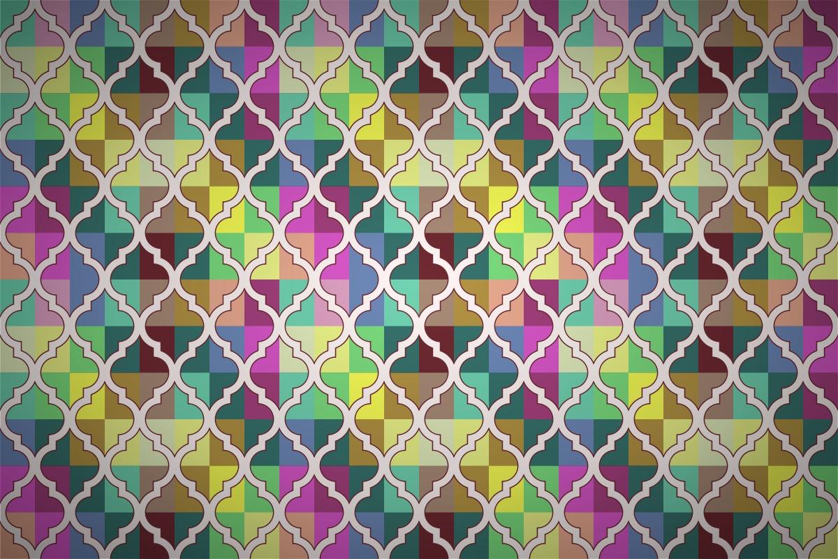3d Broken Glass Wallpapers Free Quatrefoil Quilt Wallpaper Patterns