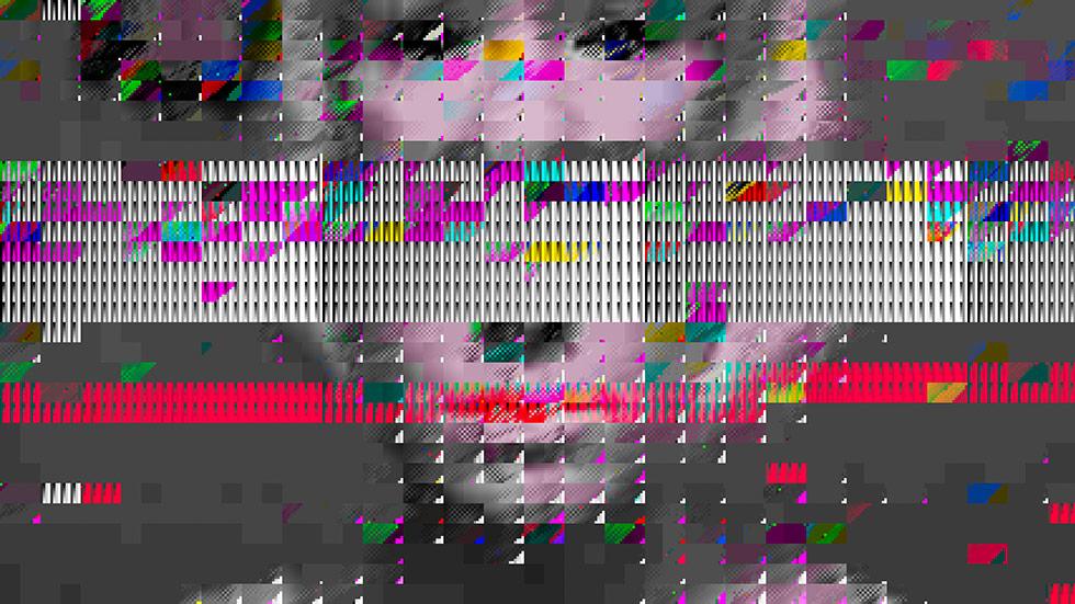 Beautiful Girl Full Screen Wallpaper Trend Post Glitch With Aaryn West Pattern Observer