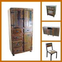 Give a Room a fresh appearance by adding Distressed ...
