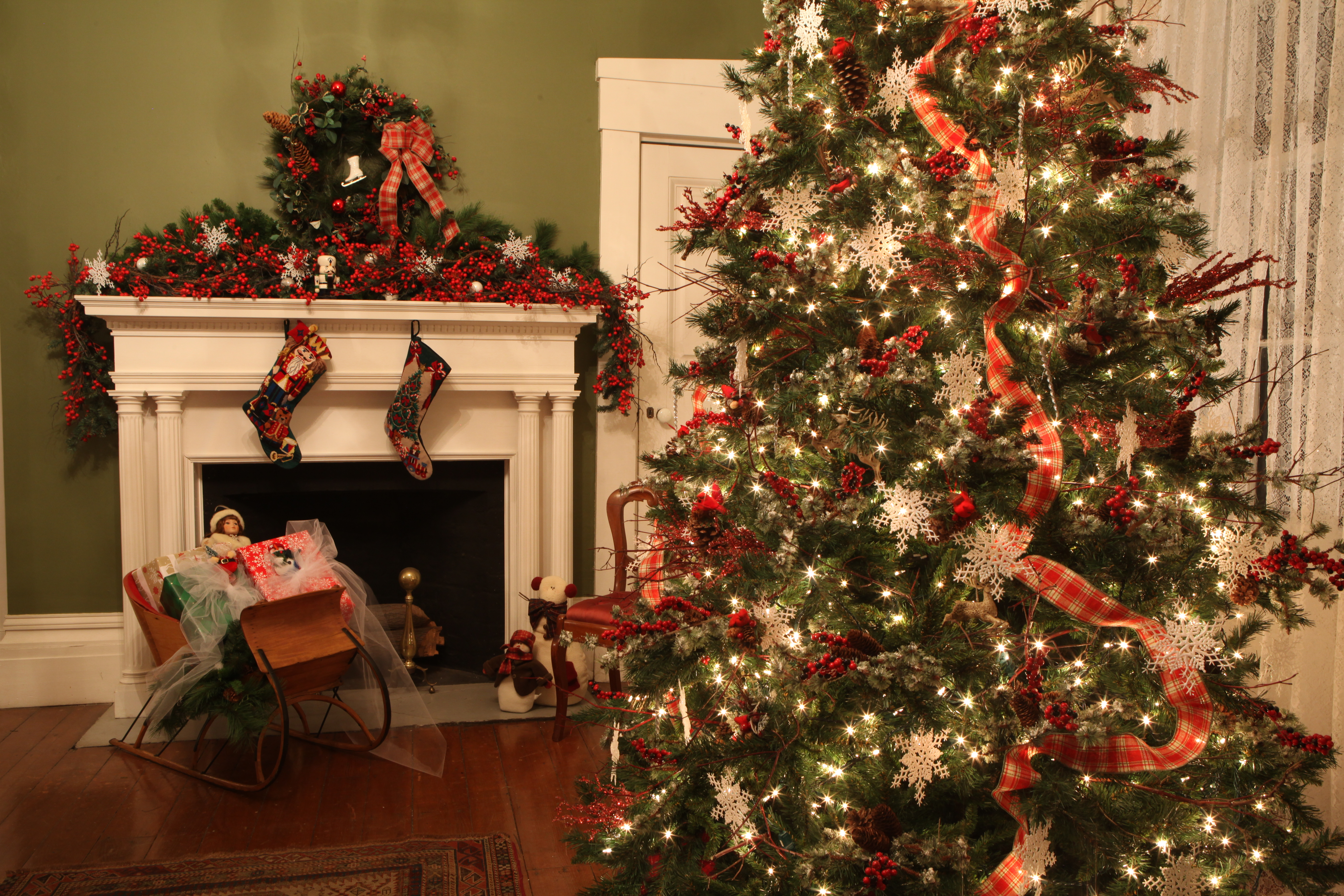 Christmas Interior Design 301 Moved Permanently