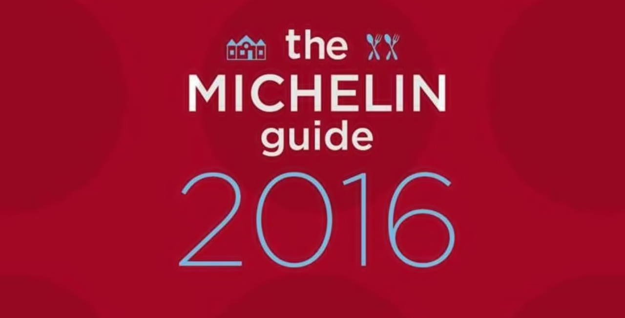 michelin 2016