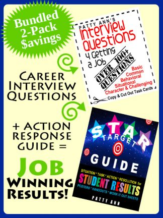 100+ Job Interview Questions - Patty Ann Books