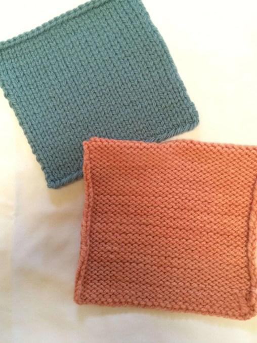 Combination Knitting