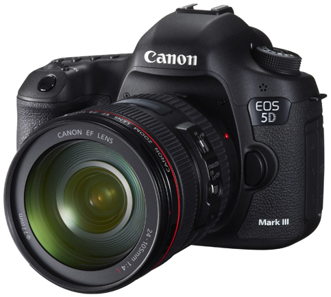 Canon EOS 5D markIII Canon EOS 5D Mark III Clean HDMI Out Firmware Announced!