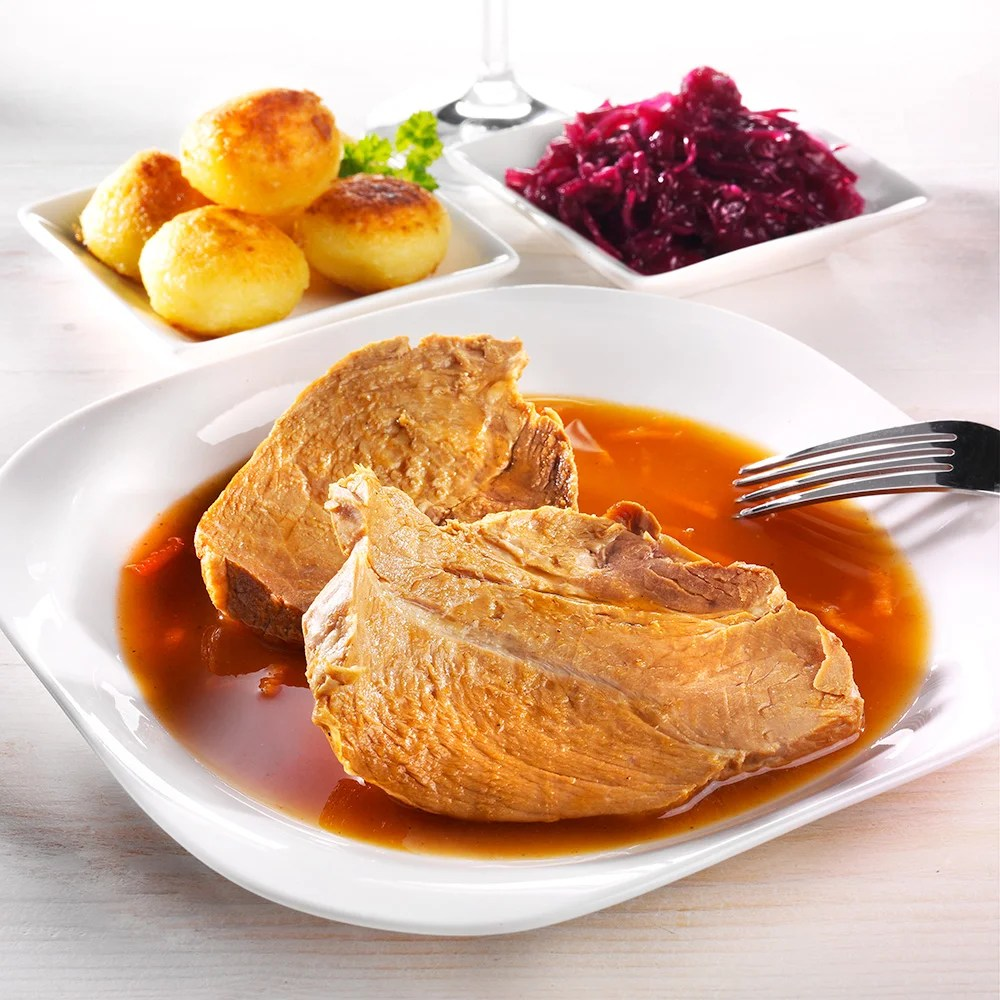 Beef Stock Kaufen Pork Roast In Dark Beer Sauce