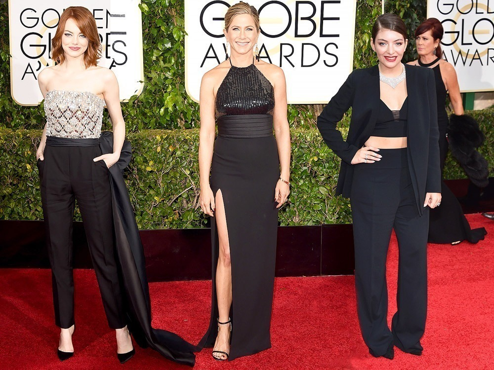 Red Carpet Golden Globe 2015 Paula Martins
