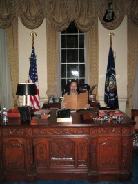 TV Tuesday: Behind the Scenes of The West Wing!  Paula Yoo