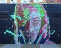 Sydney Wall art, murals, street painting, graffiti