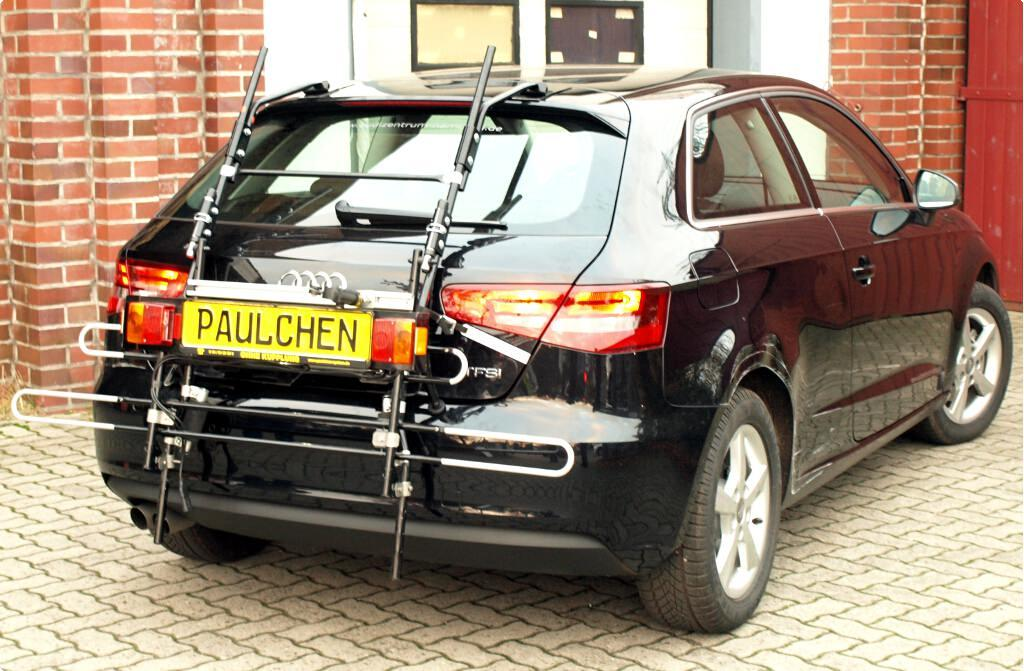 Bicycle Carrier For Audi A3 8v Paulchen Hecktrager