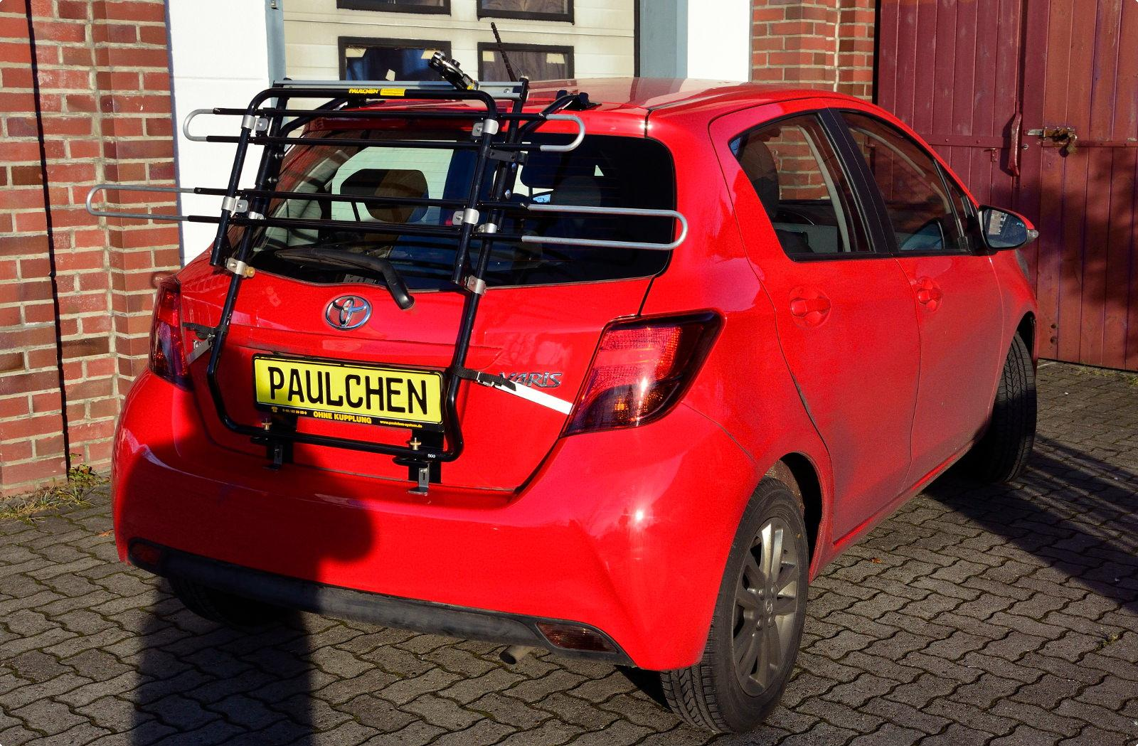 Bicycle Carrier For Toyota Yaris Facelift Xp13