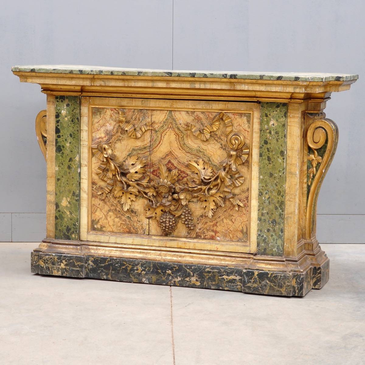 Barok Meubels Baroque Style Console Table De Grande Antique Furniture