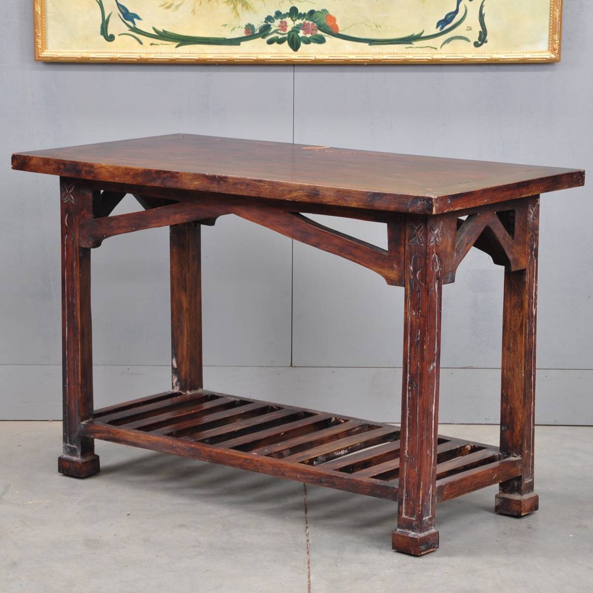 Grande Table Haute Decorative Side Table De Grande Antique Furniture