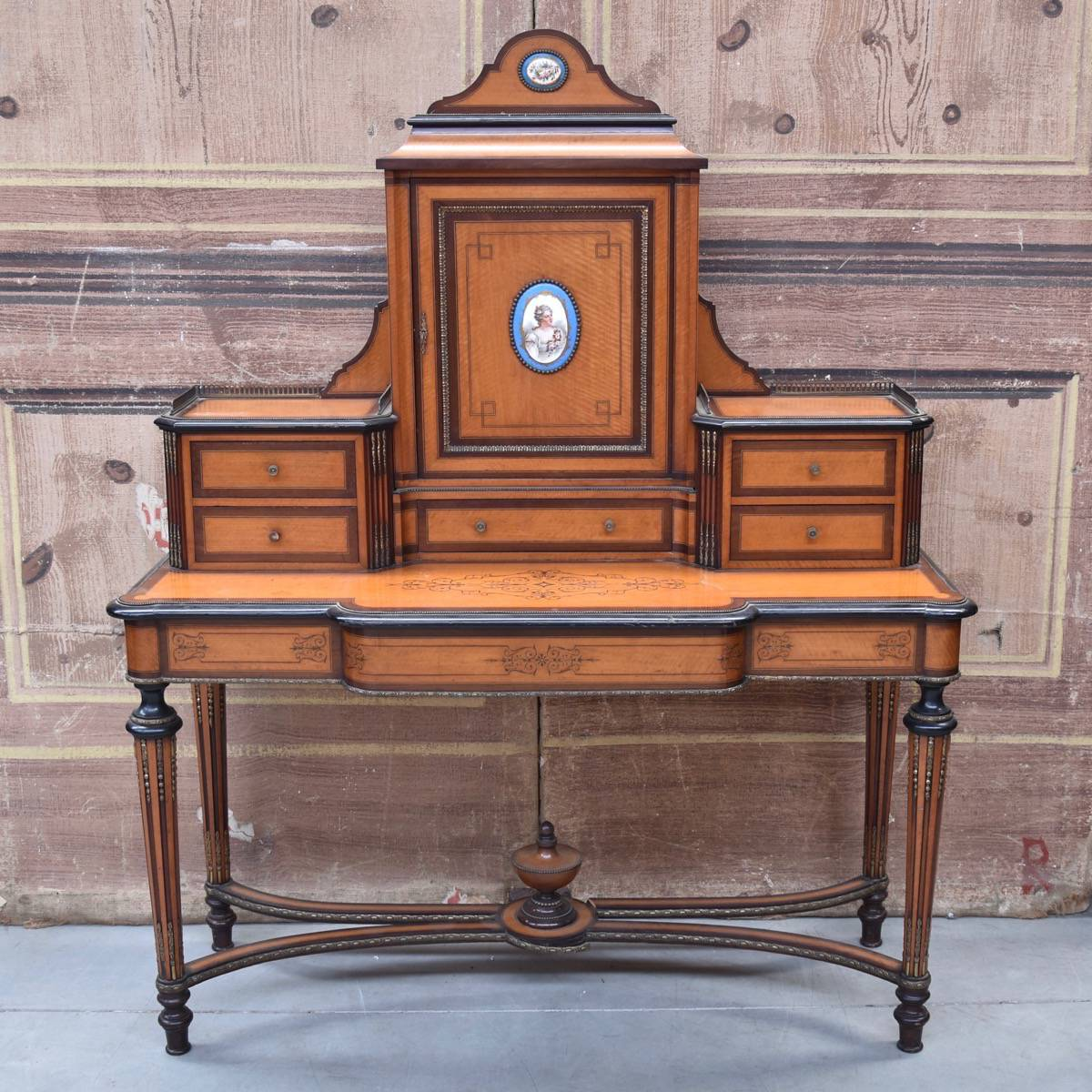 Antique Bureau Paul De Grande Antique