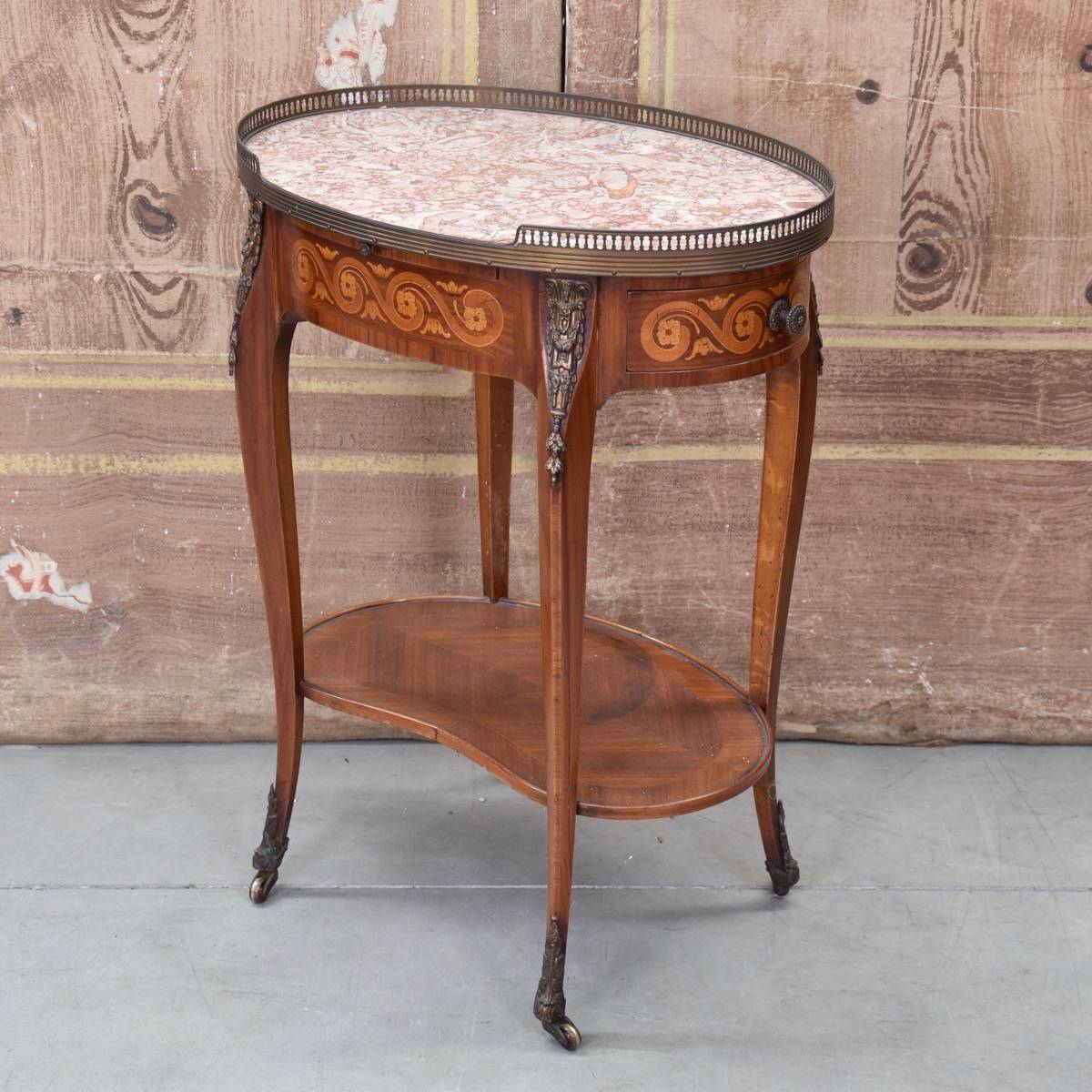 Grande Table Haute Antique Table Paul De Grande Antique