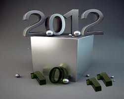 New Year Resolutions in Style: Just 3 Words for 2012