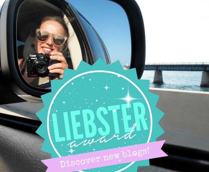 The Liebster Award - Pauline Travels