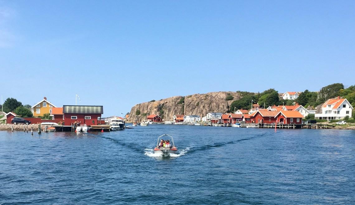 Sailing in Sweden's west coast - Pauline Travels