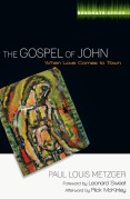 Gospel of John - cover design