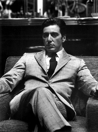Character of the week: Michael Corleone