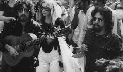 My crazy old hippie days