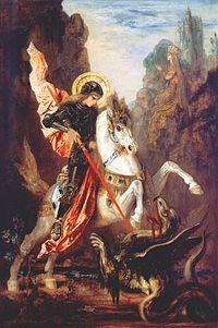 April 23, Viva Saint George!